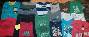 Boys Clothing Lot (18 pc)