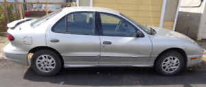 2005 Pontiac Sunfire - low mileage - Excellent condition