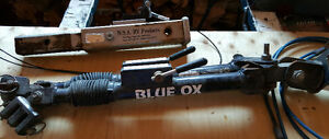 BLUE OX TOW BAR and BRAKING SYSTEM