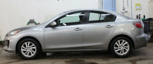 2012 Mazda Mazda3 With 63k and 2 yrs Warranty left!