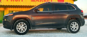 2015 Jeep Cherokee North  * ensemble FROID ET MEDIA