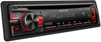 Kenwood MP3/WMA/USB/ CD Car Deck With iPod Control
