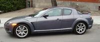 2007 Mazda RX-8 Coupe (2 door)