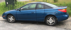2001 Saturn coupe