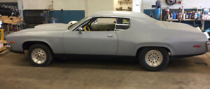 1974 Plymouth for sale or trade....
