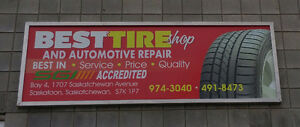 SAFETY INSPECTION AND FULLY LICENSED AUTO REPAIR SHOP