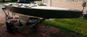 Star Class Racing Keel Boat