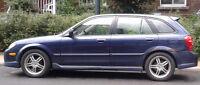 2002 Mazda Protege 5.....$900.00