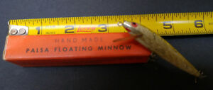 Rapala Minnow Floating Fish Lure for Pickerel, Bass, Lake Trout