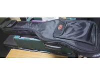 Stagg Black Soft Case for Electric 6 String Guitar