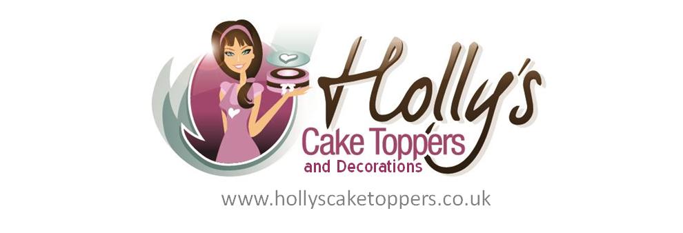 HollysCákeToppers