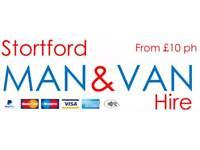 Stortford Man and Van Hire