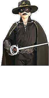 Zorro Costume Accessories - Zorro Mustache