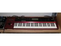 Korg Karma 61 key synthesizer - Triton sounds with more performance options