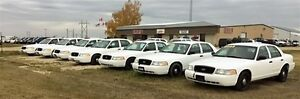 2007 Ford Crown Victoria Police Street Appearance w/3.27 Axle