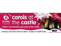Carols at the Castle Stallholders Needed
