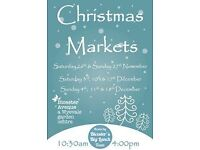 Christmas Markets - Bicester Avenue
