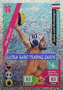 ADRENALYN XL LONDON 2012 OLYMPICS Glitter Foil Cards Numbers 241 to 289 PANINI