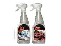Car Interior and Glass Cleaner Bottle Spray