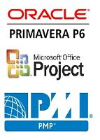 Primavera P6 Training, Project Management, Scheduling