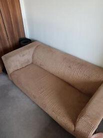 Fabric sofa IKEA
