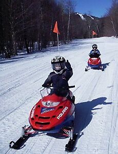 Wanted Kids Snowmobile