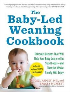 Baby-Led Weaning Cookbook (BLW)