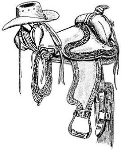 Looking for a western saddle