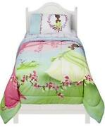 Princess and The Frog Bedding