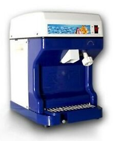 Electric Commercial Snow Cone Machine Ice Maker Ice Shaver Ice Crusher