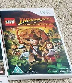 Wii Indiana Jones