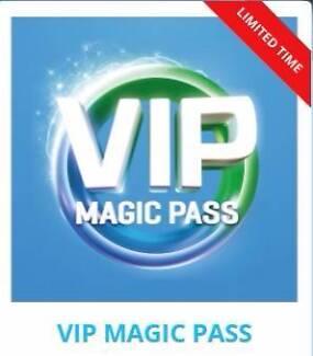 Gold Coast $95 theme park unused ticket sale