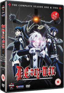 D Gray Man : Complete Collection (8 Discs) - New DVD