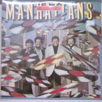 THE MANHATTANS-GREATEST HITS;NEW SEALED REISSUE LP on Rummage