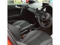Audi a1 breaking