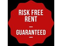 Commission free home property management with guaranteed rent in 48 hours!!