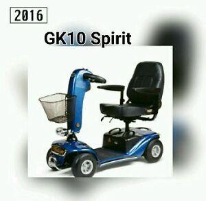 Quadriporteur GK 10