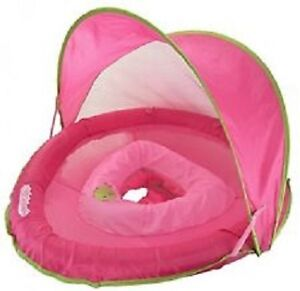 Aqua Leisure SHADED CHILD'S POOL FLOAT ** 6 to 18 months **