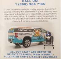 Gutter Cleaning/Covers/Repairs & Window cleaning