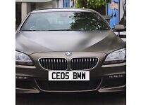 CEOS BMW Number Plate for Sale