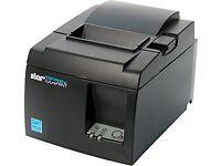 Till Receipt printer Star TSP143IILAN (Ethernet) for urgent sale - offers accepted