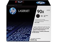 HP 90X High Yield Black Original LaserJet Toner Cartridge (CE390X).. new sealed