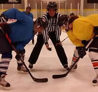Women's Fall Hockey League 3 vs 3