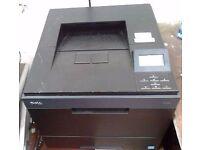 DELL 5330DN A4 Mono Desktop,Duplex Mono Laser Printer BRAND NEW TONER & DRUM