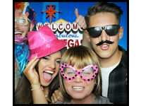 Photo Booth Hire from £199, For Weddings, Parties or any Celebration! Unlimited Visits & Gimmicks!