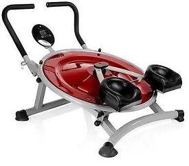 Ab Circle abdominal & cardio workout machine