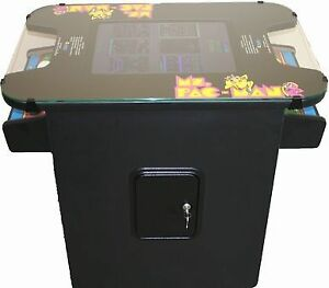 Arcade table packman