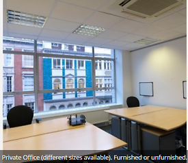 Large and Small Private Offices in Fitzrovia (W1) | Serviced, modern, flexible