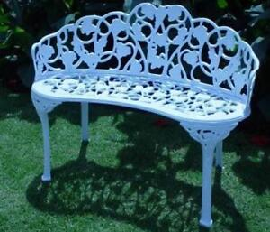 LOOKING FOR:  ALUMINUM BENCH