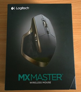 Logitech MX Master Mouse - Brand New in Box - Sealed